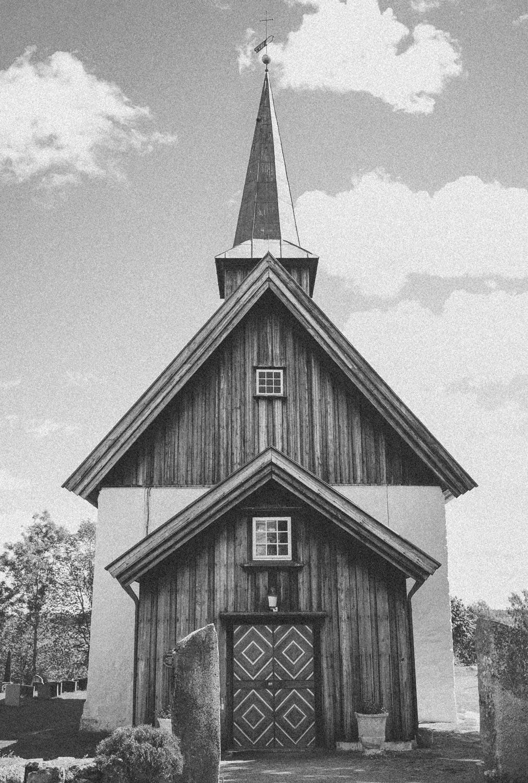 bunad bryllup, gammel kirke på nesodden