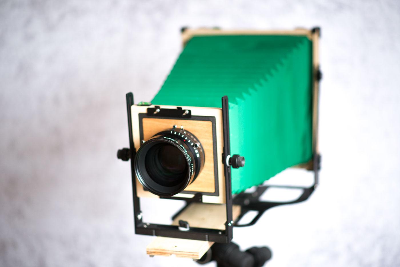 kamera til en fotograf