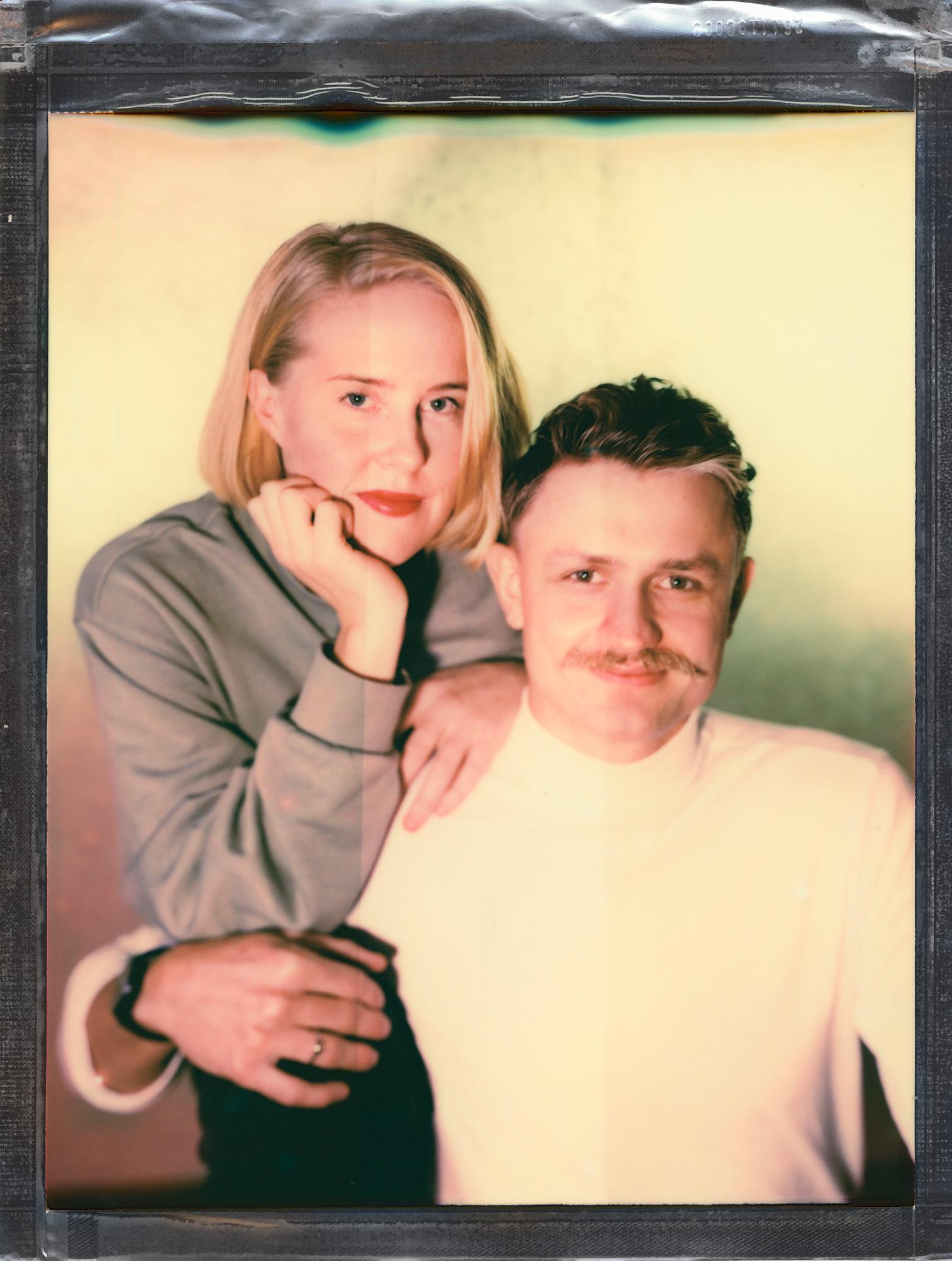 Portrettfotograf Oslo fotograferer et ungt par